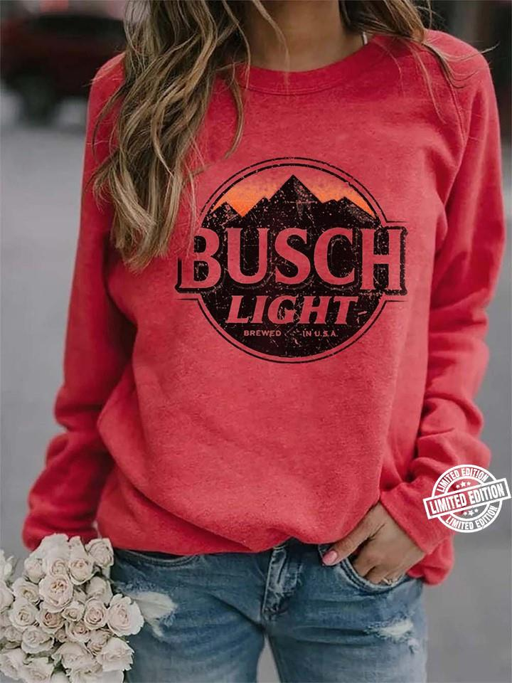 Busch light shirt