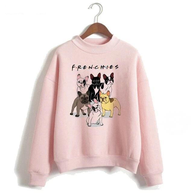 Frenchies dog friend shirt