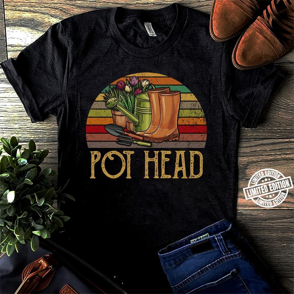 Vintage Pot head shirt
